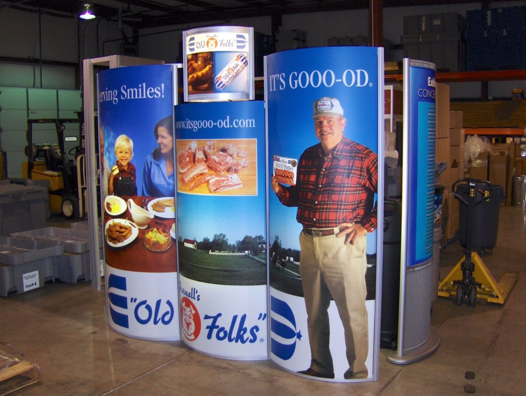 10-Foot Modular Trade Show Exhibit 2