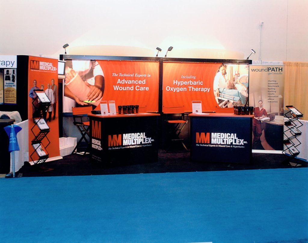 20 Ft In-Line Trade Show Display 9