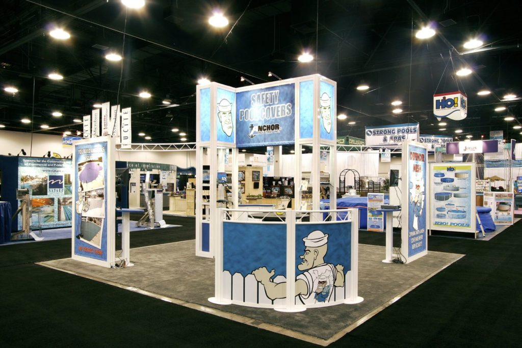 20 X 20 & Larger Trade Show Exhibit 1