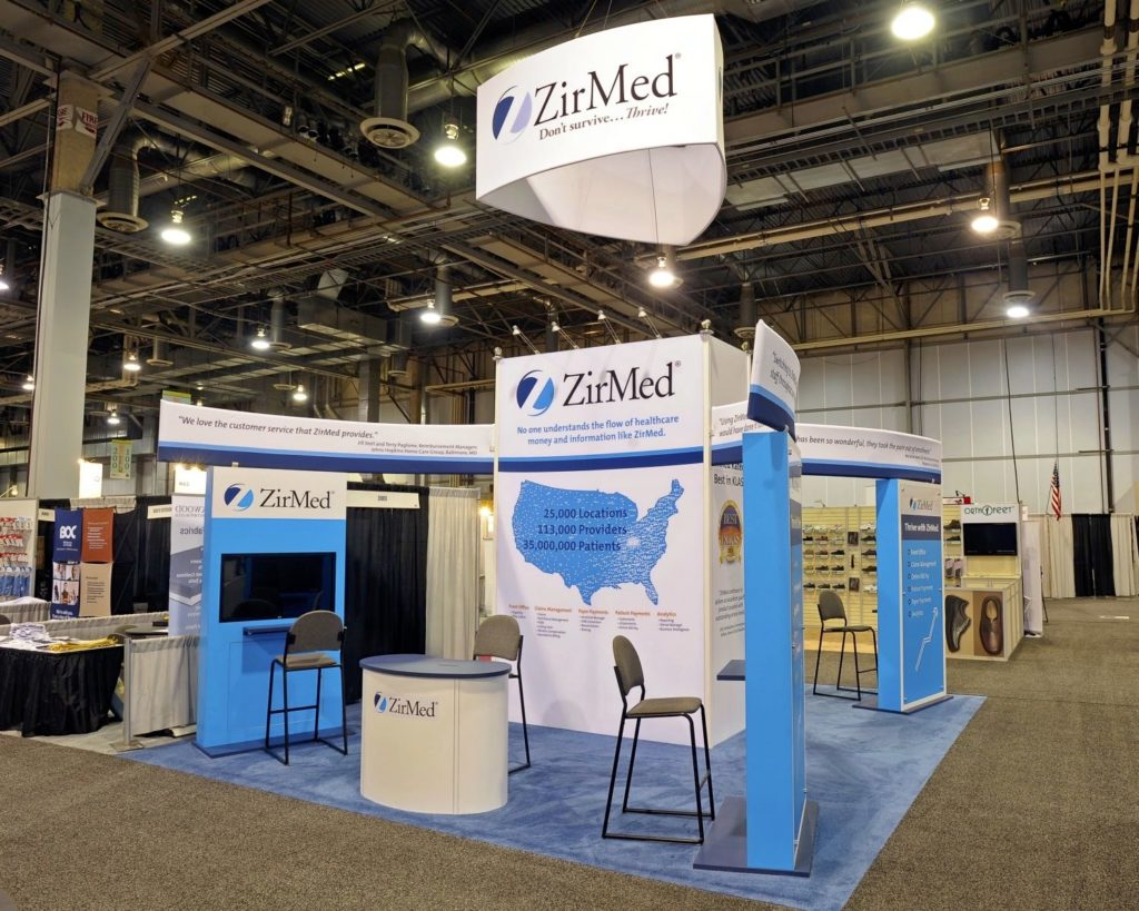 20 X 20 & Larger Trade Show Exhibit 13