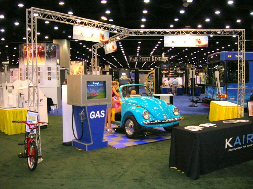 20 X 20 & Larger Trade Show Exhibit 9