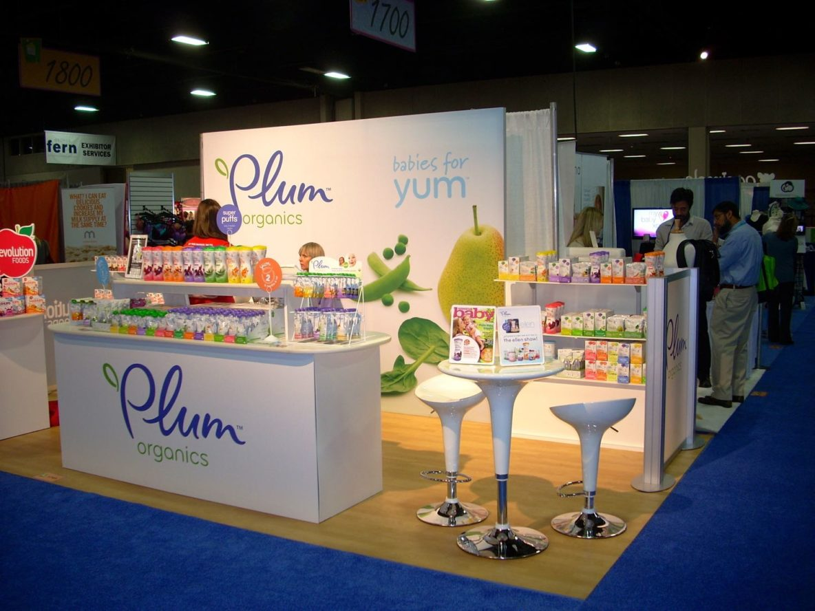 20 X 20 & Larger Trade Show Exhibits