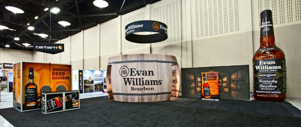 40 X 40 & Larger Trade Show Display 1