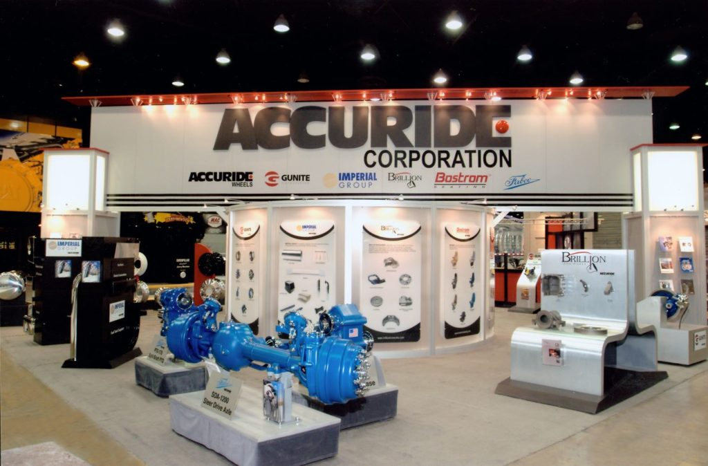 40 X 40 & Larger Trade Show Display 4