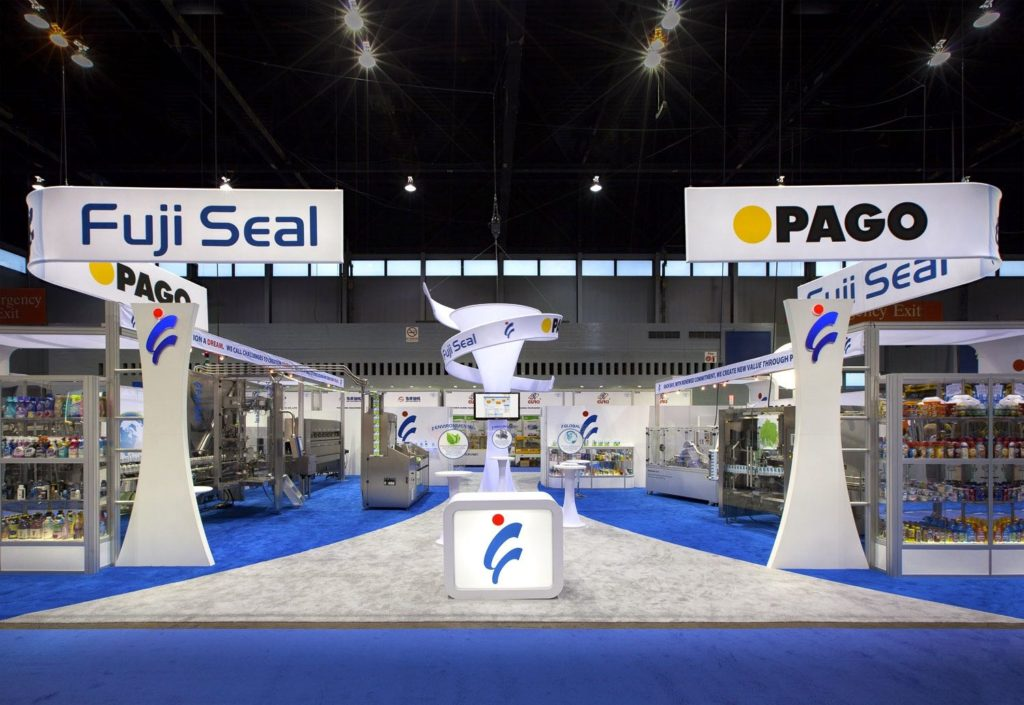 40 X 40 & Larger Trade Show Display 6