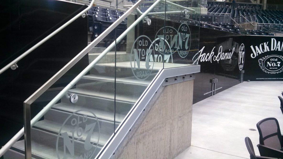 Branded Stadium & Arena Environments